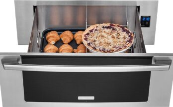best kitchen warming drawer